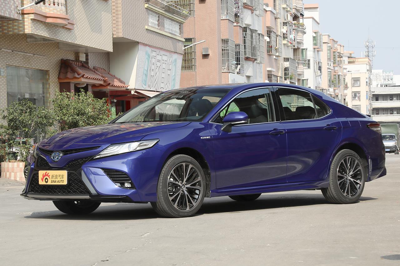 广汽丰田新款凯美瑞实拍评测 配置增加/价格没变