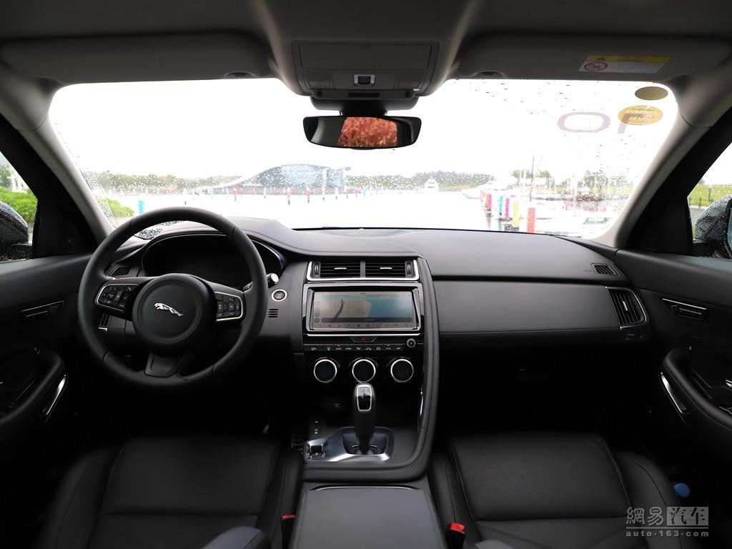 首发限量版最值 捷豹E-PACE全系导购