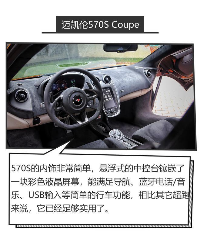 车影志:以速度和激情为名 迈凯伦570S Coupe