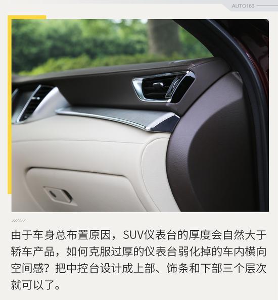 有壹说贰:设计科技 这些能让QX50成为豪华车吗