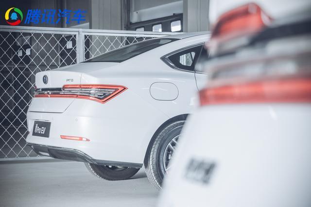 既中看也中用,比亚迪秦Pro EV500赛道首试