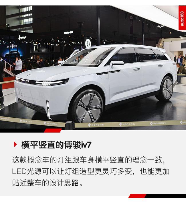 英雄所见略同  聊上海车展新能源概念车