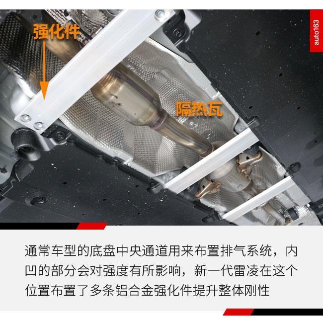 TNGA架构进步明显 丰田雷凌底盘技术解读