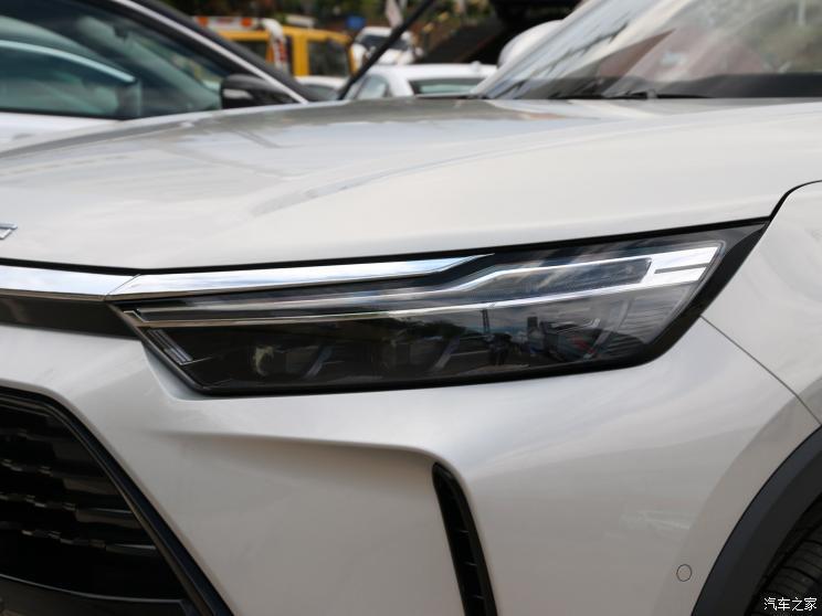 北京汽车 BEIJING-X7 2020款 1.5T 自动致美智尊版