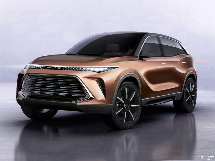 北京汽车 耀 2020款 概念车