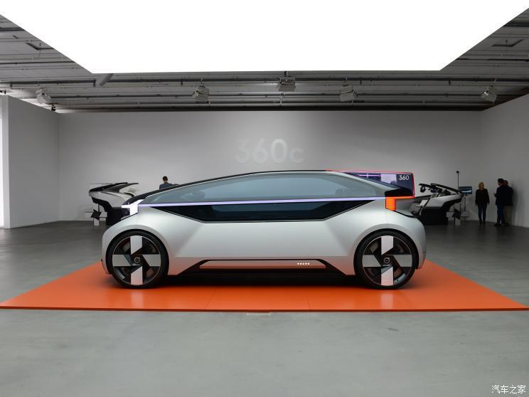 沃尔沃(进口) 360c Concept 2018款 基本型