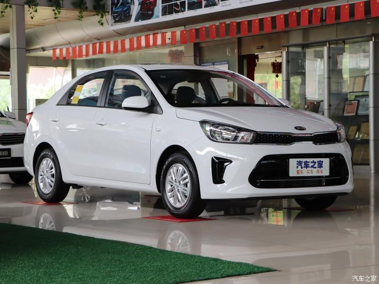 东风悦达起亚 焕驰 2020款 1.4L 自动舒适天窗版
