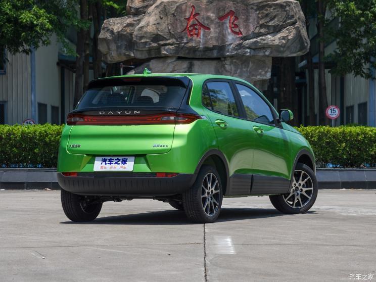 大运汽车 悦虎ES3 2020款 四驱版