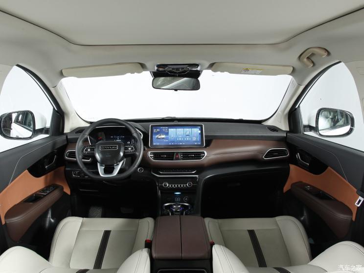 大运汽车 驰虎EM6 2020款 高配版