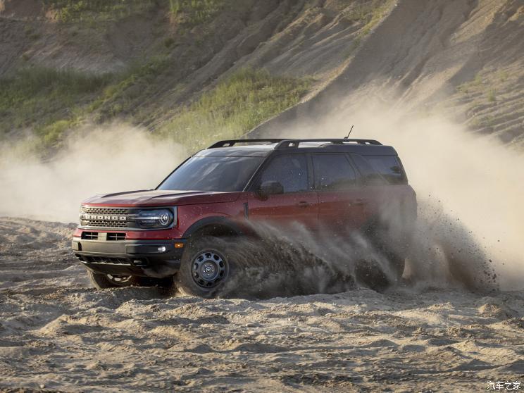 福特(进口) Bronco Sport 2021款 基本型