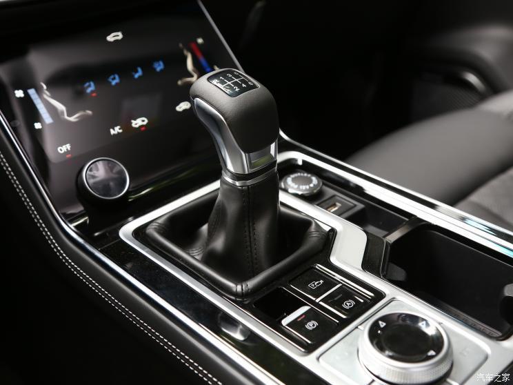 奇瑞汽车 捷途X90 2020款 1.5T 手动影悦版 5座