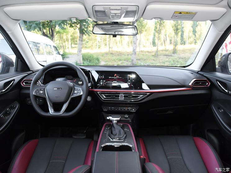 长安汽车 长安欧尚X5 2020款 1.5T 高配版