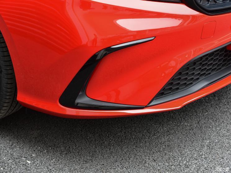吉利汽车 缤瑞 2021款 1.4T CVT F-TYPE旗舰版
