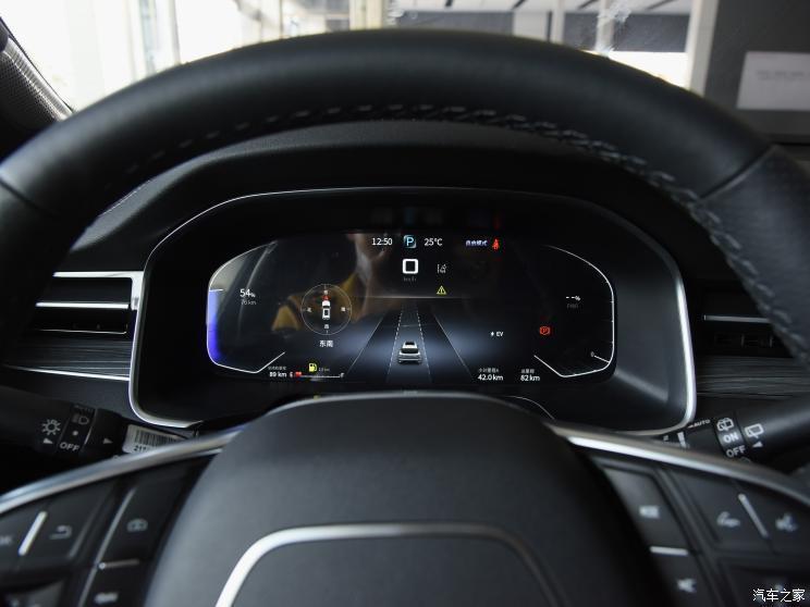 金康赛力斯 赛力斯SF5 2020款 四驱高性能运动版