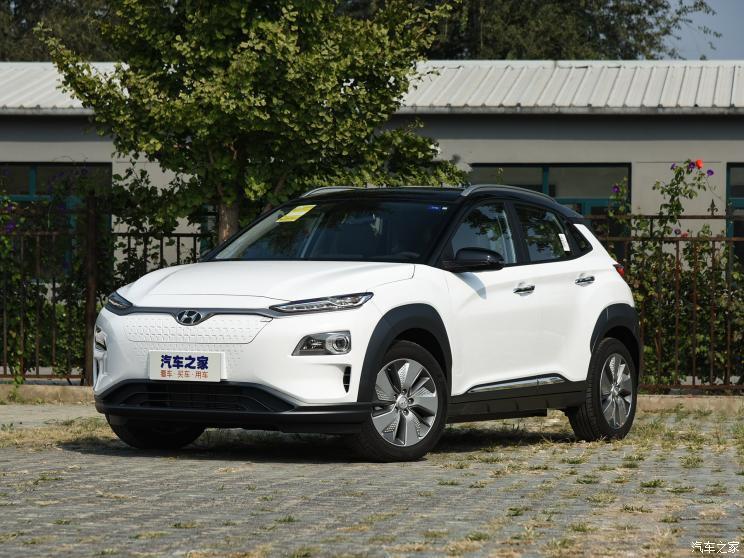 北京现代 昂希诺纯电动 2020款 GLS 智捷版
