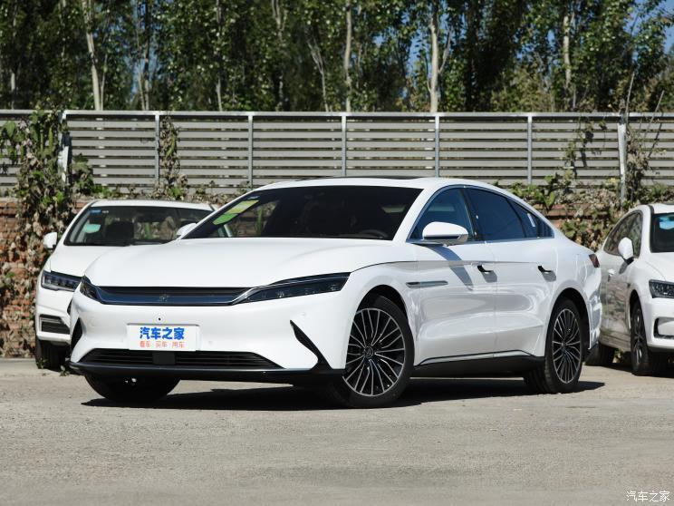 比亚迪 汉 2020款 EV 超长续航版豪华型