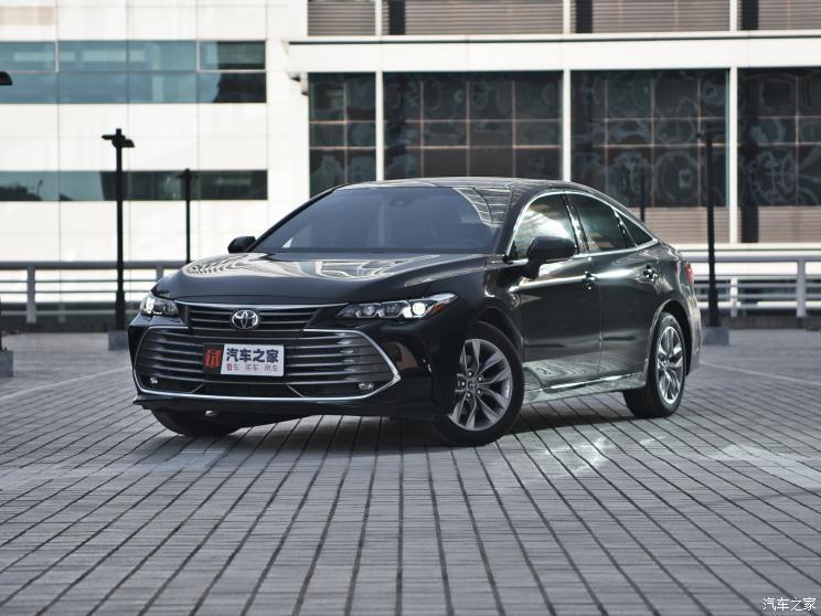 一汽丰田 亚洲龙 2019款 2.0L 进取版 国VI