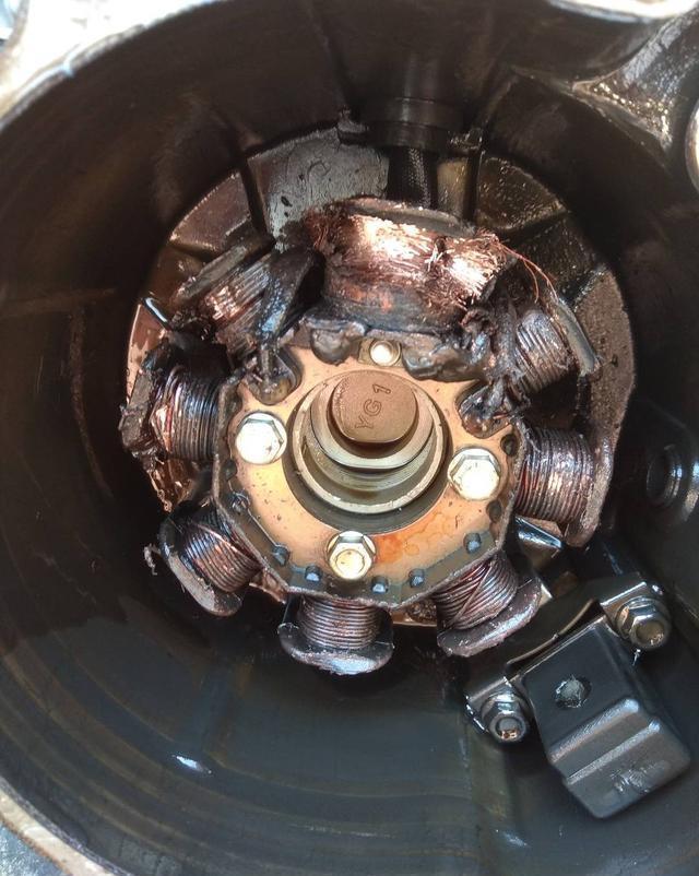 車圈難題:摩托車磁電機可以更換為電瓶嗎?老司機來告訴你答案
