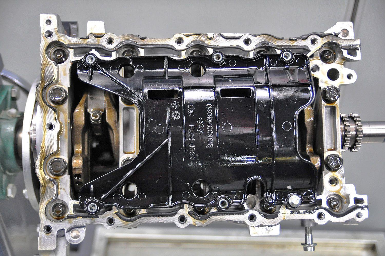 比本田第二代地球夢1.5T機型早4年 奇瑞艾瑞澤GX發動機拆解報告