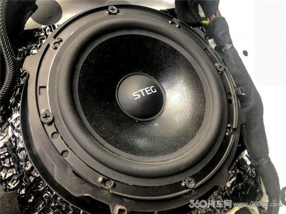 標致408改裝意大利史泰格音響 簡單升級沒想到音質如此討喜