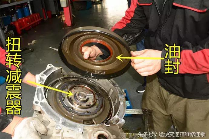 蒙迪歐變速箱限制功能,變速箱故障維修