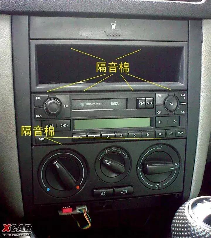 10年前的老帖:斗法老寶來車內噪音