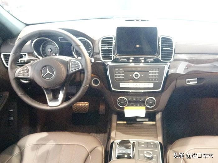 豪華SUV你更青睞哪款?2019款奔馳GLS450實拍介紹