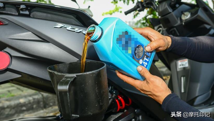 淺談:摩托車更換機油的正確里程數!摩友:知道的有點晚了!
