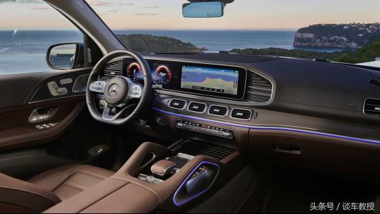 2020款奔驰GLS 580即将发售,起售价97800美元
