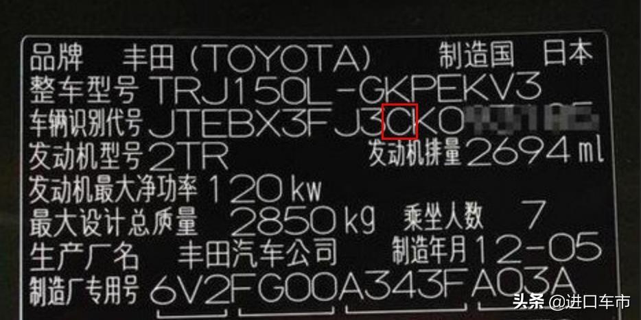 汽車知識大普及 教你快速分辨一款車是不是19款