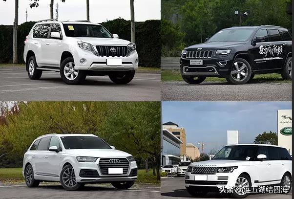 七座的MPV與七座的SUV的區別,千萬不要讓汽車銷售商忽悠了