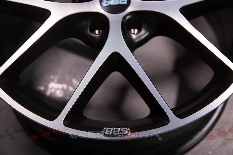 買得起的大牌——BBS SR輪轂細節展示