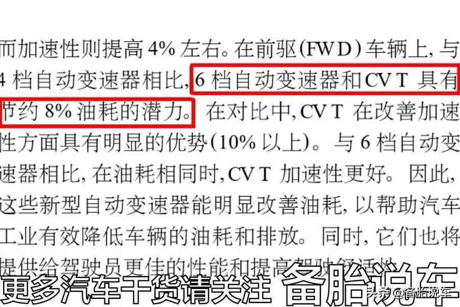 朋友都說CVT是垃圾,為什么我反而推薦家用車買CVT?
