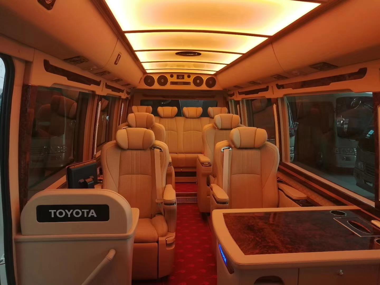 豐田考斯特房車搭載'WB'的4.0L柴油發動機