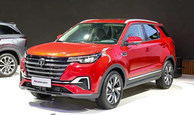 配置再升級,新款長安CS55PLUS廣州車展上市,僅售9.19萬起