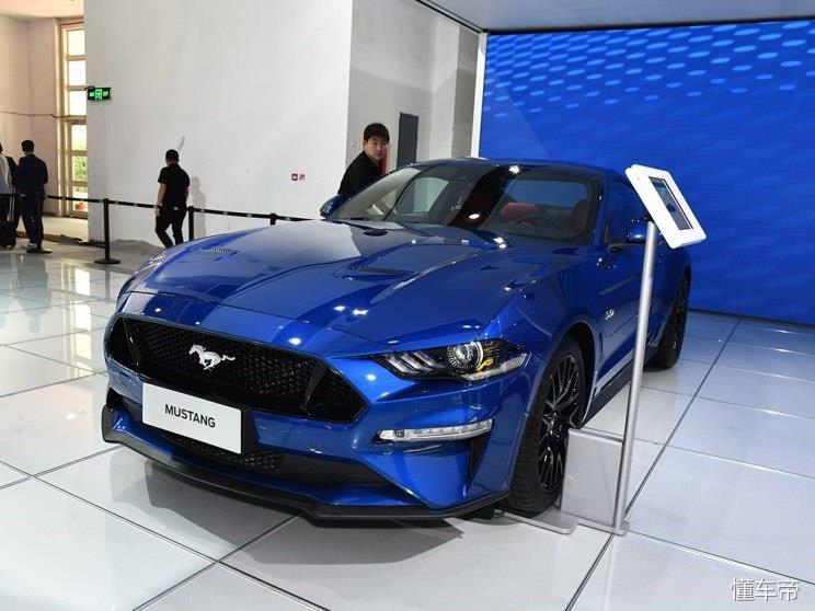 全新野馬V8 10AT只需59萬,激不激動?