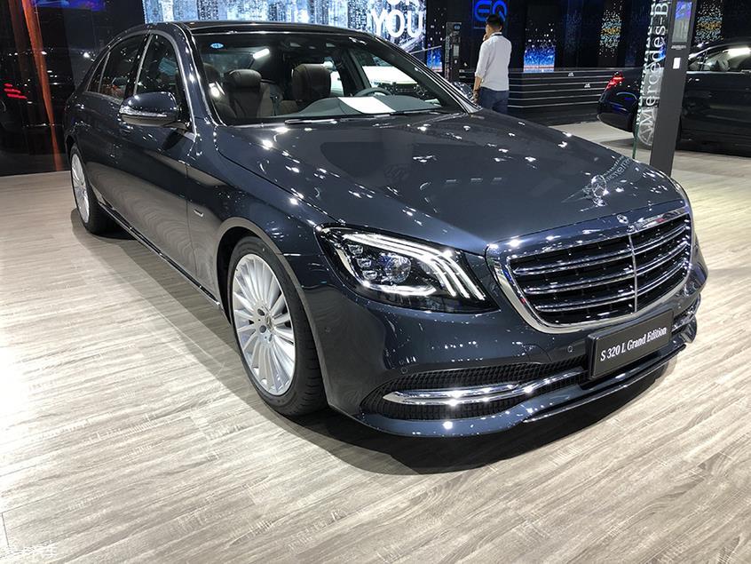 84.28-169.28萬元,梅賽德斯-奔馳S級臻藏版車型正式上市