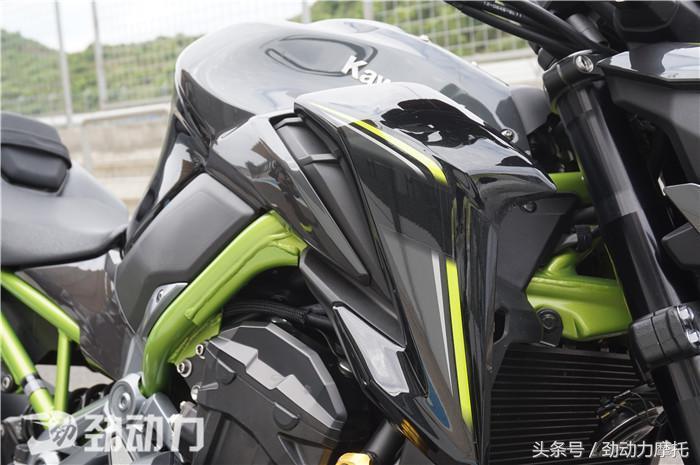 川崎Z900及兩款中量級車型發布——Z900試駕體驗