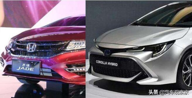 靠實力說話,豐田卡羅拉旅行版與本田杰德誰更值得買?