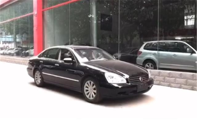 低調的日系豪車,車價65萬,4.5L排量 V8,老司機都不一定認識