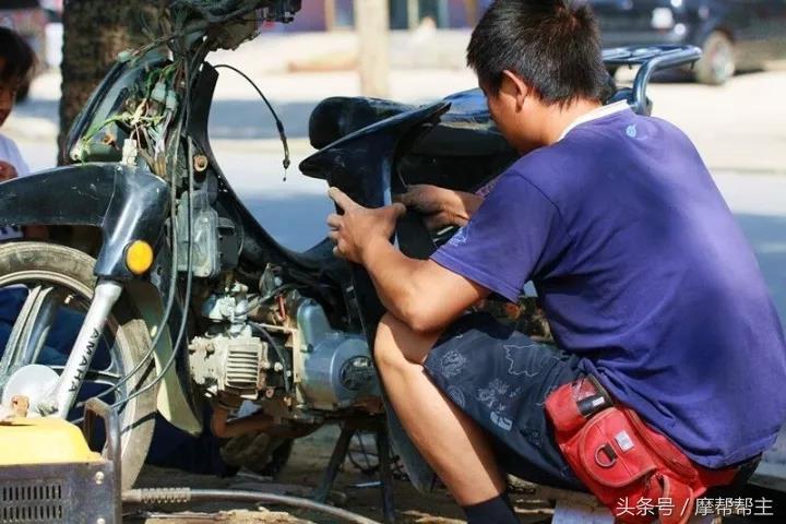 最新60項摩托車維修換件基礎價格,合理消費、開心維修