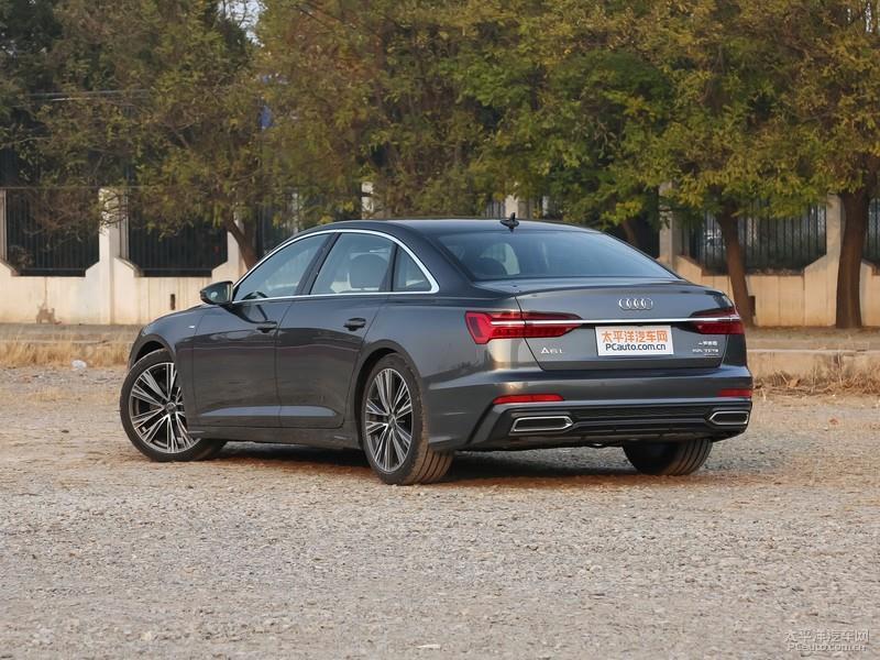 新款奧迪A6L上市 售價40.98-65.38萬元