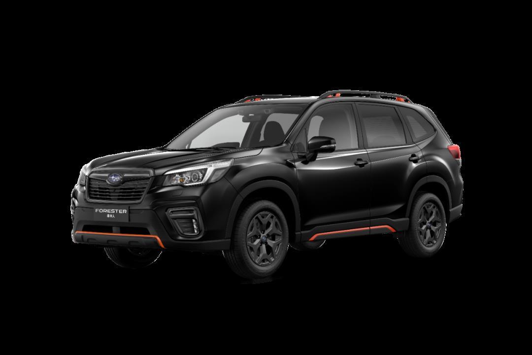 新款斯巴魯森林人上市,新增兩款高性價比車型