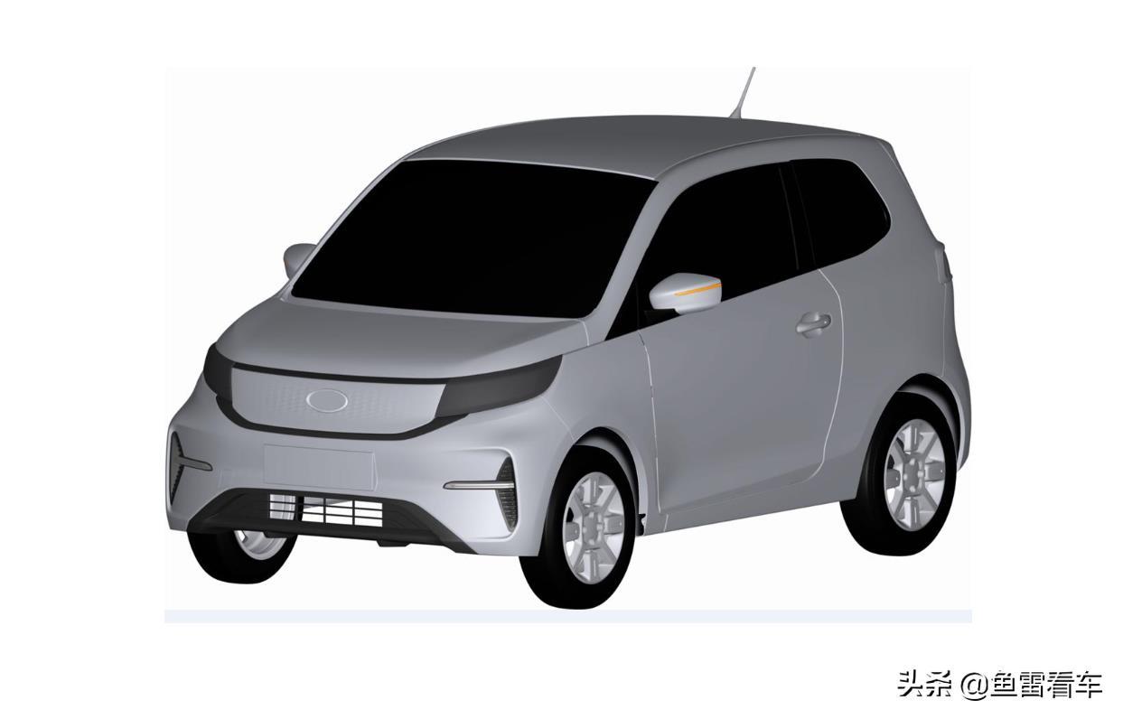五菱MINI又一對手,售三萬元以下,奇瑞捷途EV代步車現真身