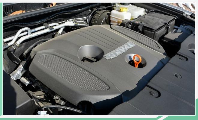 新增全LED大燈/自動駕駛 新哈弗H9預售23.18萬起
