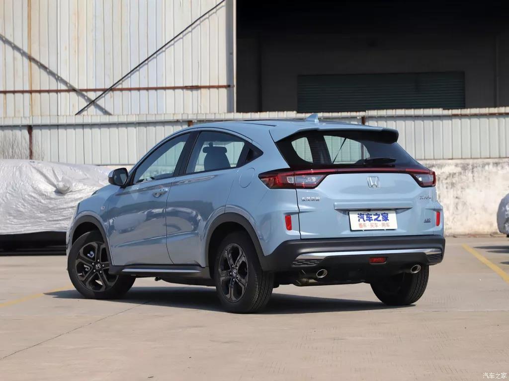 本田XR-V:空間大,省心、省油、耐用,14萬出頭買高配