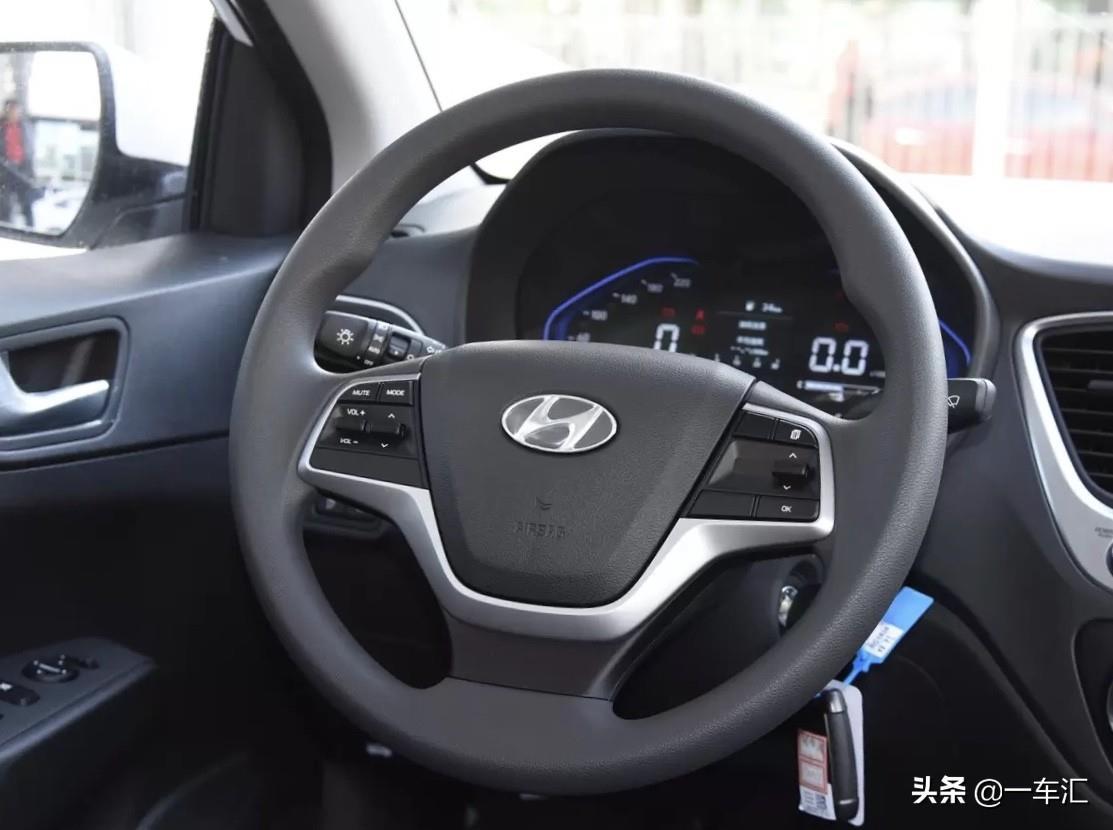 """7万多元现代新款悦纳,网友:这车算不算合资小型车""""实力派"""""""