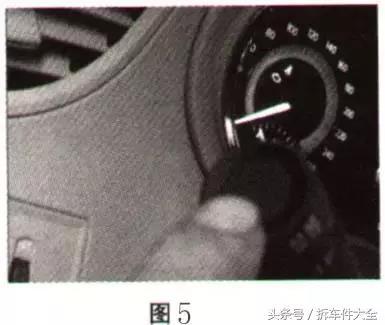 别克新君威、新君越、新GL8保养灯复位方法