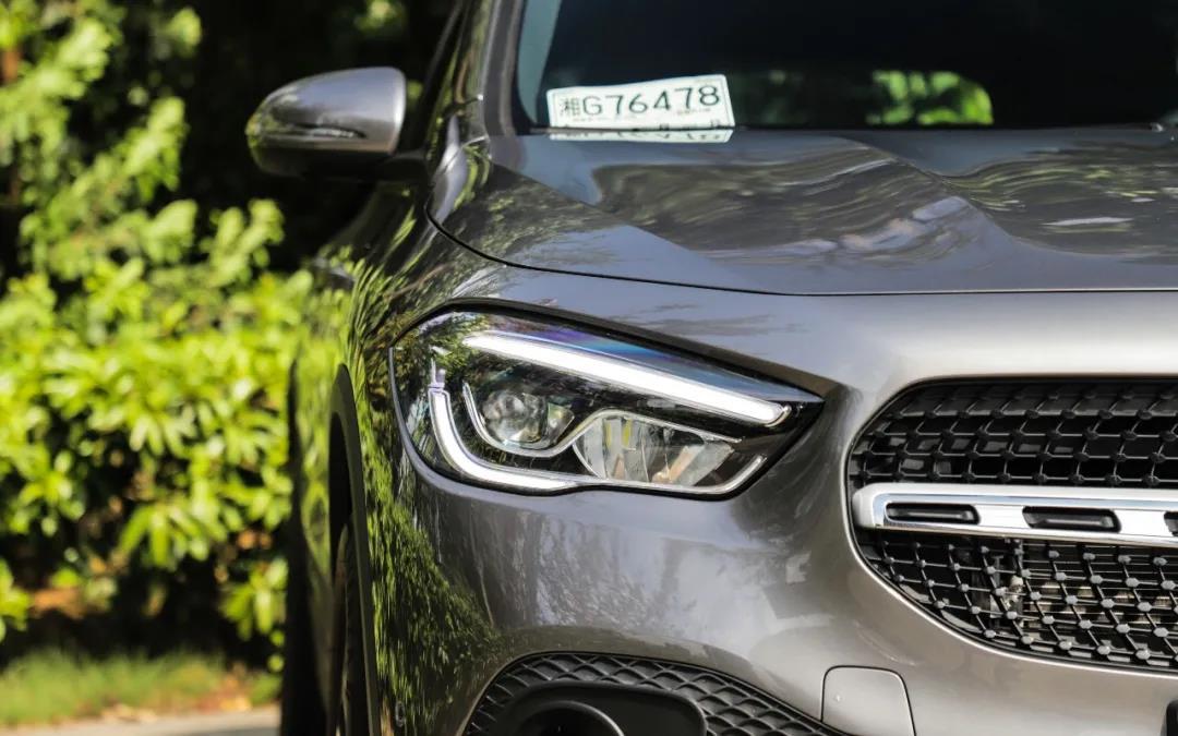 奔驰最便宜的SUV,香不香?GLA开过以后值得买吗?