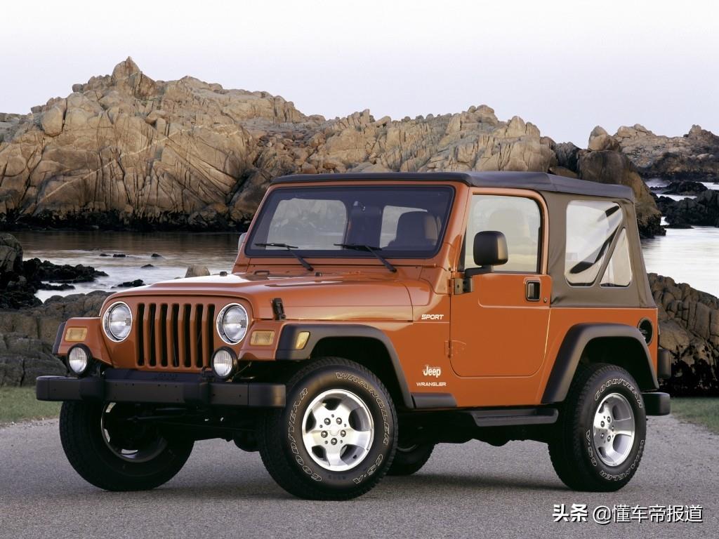 文化|车龄24年,还能卖7.5万美元?看Jeep牧马人加长版